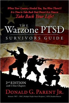 cover Warzone PTSD